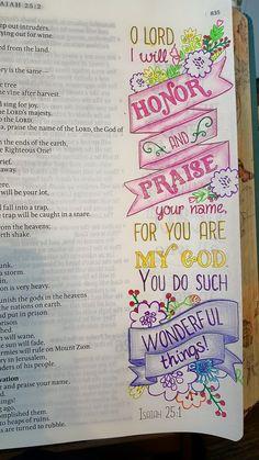 bible art Isaiah Bible, Bible Journal, King Of Kings, Bible Art, Coloring Pages, Catholic, Journaling, Lord, Quotes