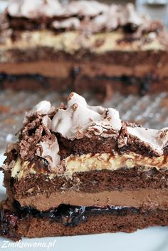 Sugar Rush, Food Cravings, Tiramisu, Delicious Desserts, Cake Recipes, Cooking Recipes, Tasty, Sweets, Lunch