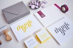 Personal Branding - EMMA ROBERTSON / MY WORK