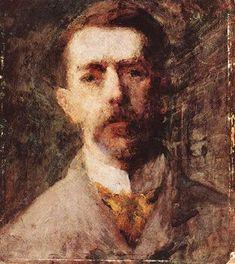 Híres magyar: Ferenczy Károly - Önarckép (kép) Selfies, Victor Vasarely, Budapest, Painting & Drawing, Past, Mona Lisa, Drawings, Artwork, Portrait Paintings