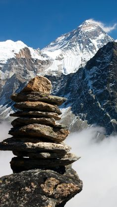 Mount Everest, Nepal.I want to go see this place one day.Please check out my website thanks. www.photopix.co.nz