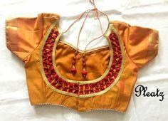 Normal design blouse
