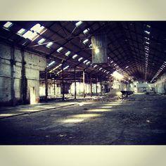 Fábricas abandonadas #bahiablanca #arquitectura #argentina #siglo20  #cerri #abandoned #factory