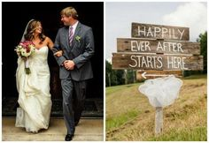 Eclectic Alabama Barn Wedding - Rustic Wedding Chic
