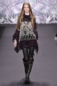 Anna Sui Fall 2008 Ready-to-Wear Collection Photos - Vogue
