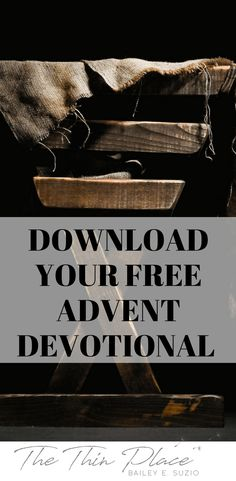 My new Advent devotional, His Name Shall Be Called, is now available in The Thin Place Resource Library. Sign-up below to receive access to download the full devotional which includes 22 daily devotionals to take you from the start of Advent on December 3rd until Christmas Day. Each day focuses on a different name of … … Continue reading →