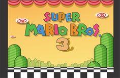 Mario Bros Corel