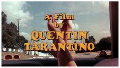 A film by Quentin Tarantino via Flickr.