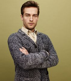Tom Mison - English boys and their pretty eyes...
