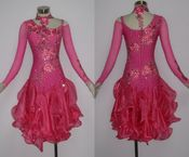 Dance Shoes, Dance Costumes, Dancewear, Jewelry : Boutique - Latin Dress / Custom Made