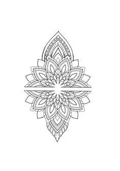 Flower Cover Up Tattoos, Mandala Flower Tattoos, Mandala Tattoo Design, Dot Tattoos, Line Tattoos, Body Art Tattoos, Sleeve Tattoos, Family Tattoo Designs, Family Tattoos