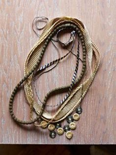 Image result for crochet necklaces