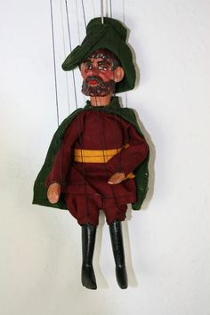 The Robber, often a Robin Hood type of Character.