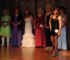 Womanless Pageant on Pinterest | Beauty Pageant, Pageants and Xmas ...