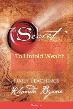 Enjoy more joy, abundance, and blessings with this guide—with removable pages—building on The Secret's powerful truths. Perfect for your work desk or your bedside table. Make Money From Home, Make Money Online, How To Make Money, The Help Book, Rhonda Byrne, You Better Work, Work Desk, What To Read, Free Blog