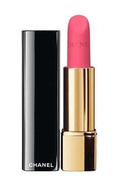 Chanel Rouge Pink lipstick #makeup