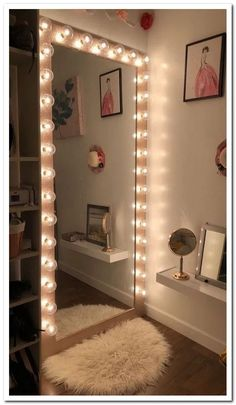 17 Cute And Girly Bedroom Decorating Tips For Girl &; 17 Cute And Girly Bedroom Decorating Tips For Girl &; Debora deboraschle Home 17 Cute And Girly Bedroom Decorating Tips […] room decor girly Cute Room Decor, Teen Room Decor, Room Decor Bedroom, Dorm Room, Bedroom Ideas, Cozy Bedroom, Dorms Decor, Bedroom Themes, Bedroom Bed