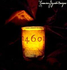 Les Miserables MINI candle holder -- Les Miserables quote --- Les Miserables movie  --Les Mis on Etsy, $4.00
