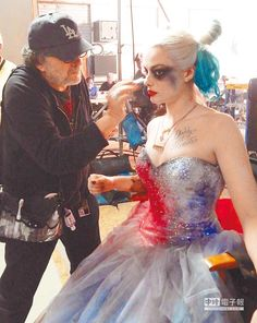 Suicide Squad Margot Robbie as Harley Quinn Behind the Scenes (Deleted Scene)