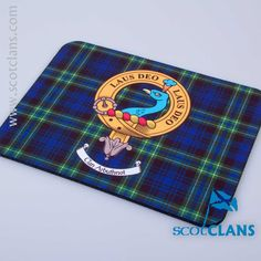 Arbuthnot Clan Crest Mouse Mat. Free Worldwide Shipping Available