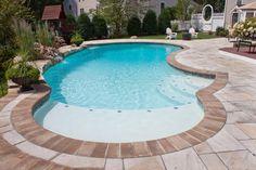 inground swimming pool inground