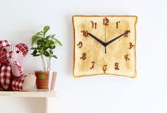 Beautiful Kitchen Clocks That Make The Kitchen Where The Heart Is http://www.home-designing.com/unique-cool-kitchen-wall-and-counter-clocks-for-sale?utm_content=buffer1be37&utm_medium=social&utm_source=pinterest.com&utm_campaign=buffer