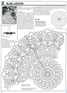 Decorative Crochet Magazines 61 - Gitte Andersen - Picasa Web Albums
