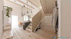 Cozy Apartment, Alcove, Kitchens, Bathtub, Stairs, Bathroom, Home Decor, Sea Bass, Standing Bath