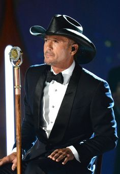 Tim McGraw - 49th Annual Academy of Country Music Awards Show