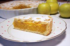 Šťavnatý jablčník Czech Recipes, Vanilla Cake, Baked Goods, Sweet Recipes, French Toast, Bakery, Deserts, Dessert Recipes, Food And Drink