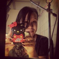 Kitty in Black :)