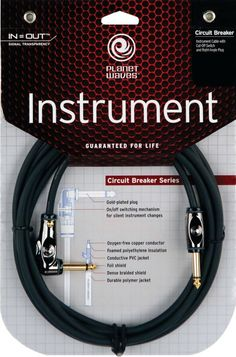 Wiscount's Music - Planet Waves Circuit Breaker Instrument Cable, $29.99 (http://www.wiscountsmusic.com/planet-waves-circuit-breaker-guitar-cable/)