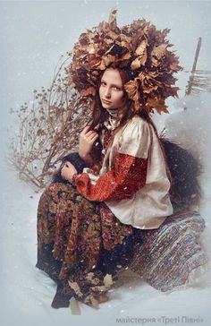 Ukrainian Traditional Costume - Modern Interpritation Майстерня Треті Півні