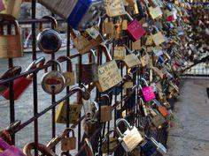 Locks in Paris