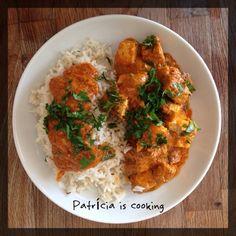 Patrícia is cooking.: Indian Tikka Masala de tofú {vegan, integral} / In...