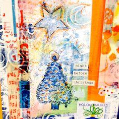 art journaling jolly journal