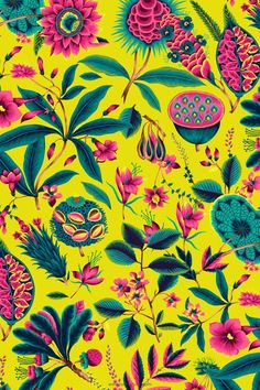Luxurious print pattern designs, perfect for high end fashion products as well as home Decor, interiors and accessories. #floralpatterns #exoticprints #lotusflowers #surfaceprints #textiledesign #luxuryprints #artworks #screenprints #surfacetextures #fabricprints #drawing #pinkflorals #leaves Beautiful Patterns, Print Patterns, Luxury, Prints, Design, Home Decor, Decoration Home, Room Decor