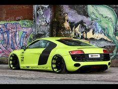 2012 XXX Performance Audi R8 V10