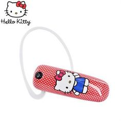 Just love anything that's red polka dots and Hello Kitty
