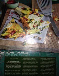 Grünkohl-Tortilla
