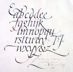 Calligraphy Tutorial The Capital Letter R Lettering