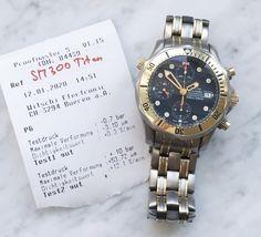 Rare Titanium Rose Gold Tantalum Omega Seamaster Professional 300m Diver Chronograph   Vintage Portfolio Omega Seamaster Professional, Vintage Omega, 18k Rose Gold, Chronograph, Watches, Wristwatches, Clocks