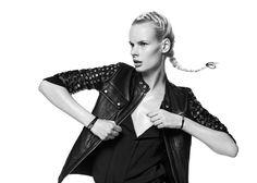 diesel black gold spring 2014 campaign4 Irene Hiemstra is a Fighter for Diesel Black Gold Spring 2014 Ads