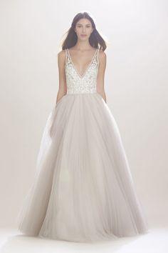 CAROLINA HERRERA | Bridal Week Fashion Fall 2016 - Fall 2016 Designer Wedding Dresses