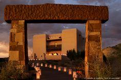 Santa Fe Wedding Chapel - Hilton Buffalo Thunder