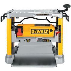 Dewalt DW734 12-1/2 in. Thickness Planer