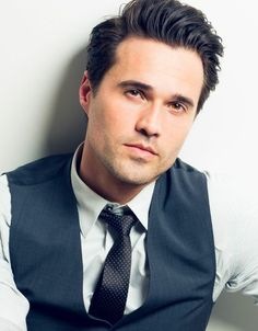 Brett Dalton (Grant Ward) from Marvel's Agents of Shield - with a degree from Yale? Hello, Mr. Brains and Brawn. My new sexy crush *-*