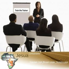 Do not forget about our Train the Trainer course the end of the month at Jesua Consultants, in Mossel Bay.  Jesua Consultants will be offering The Train the Trainer Course, on 30 September-4 October 2013 at our Diaz premises - comment below or email us for more details: info@jesuac.co.za