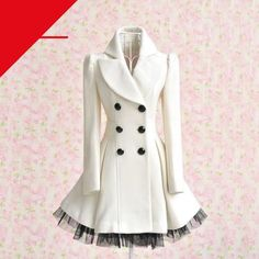 ORDER HERE: fashionstylemag shop women coats-jackets elegant-goth    Click for more