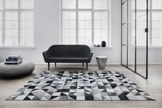Leather Rugs from Woven Ground | Mad About The House